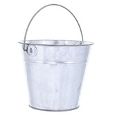 Galvanized Metal Bucket - 5""